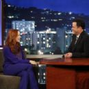 Rachel McAdams at 'Jimmy Kimmel Live!' (April 2013)