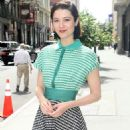 Mary Elizabeth Winstead – Arriving for AOL Build in New York City - 454 x 681