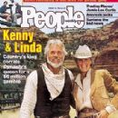 Kenny Rogers and Linda Evans - PEOPLE Cover, August 22, 1983