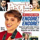 Kerri Strug - PEOPLE Cover, August 19, 1996 - 300 x 400