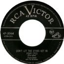 Perry Como - Don't Let The Stars Get In Your Eyes / Lies