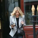 Mollie King – Out in Paris - 454 x 839