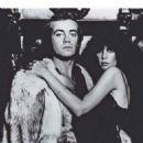 Loree Rodkin and Bernie Taupin