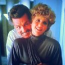 Tom Skerritt and Nancy Allen