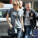 Miley Cyrus - Shopping Before To Return To Her Hotel In Paris, 2010-09-04