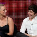 Kaley Cuoco - 'The Big Bang Theory' Panel During 2010 Summer TCA Tour Day 1 At The Beverly Hilton Hotel On July 28, 2010 In Beverly Hills, California
