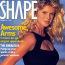 Rachel Hunter - Shape Magazine Cover [United States] (December 1992)