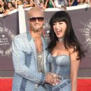 Riff Raff and Katy Perry At The 2014 MTV Video Music Awards - 434 x 594