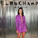 Kendall Jenner – Longchamp Fashion Show in NYC