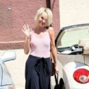 Chelsea Kane At Dancing With The Stars Rehearsals In Hollywood