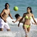 Rafael Nadal and Maria Francisca Perello