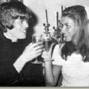 Mireille Strasser and Peter Noone