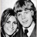 Mireille Strasser and Peter Noone - 273 x 357