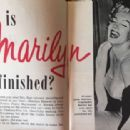 Marilyn Monroe - Bold Magazine Pictorial [United States] (September 1955) - 454 x 313