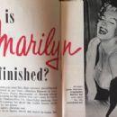 Marilyn Monroe - Bold Magazine Pictorial [United States] (September 1955)