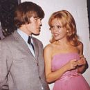 Peter Noone and Hayley Mills in Hollywood