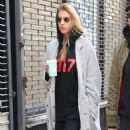 Stella Maxwell – Out and about in New York City