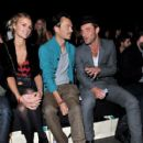 Celebrities On The Front Row: Day Two - LFW Spring/Summer 2011