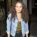Madison Pettis – Seen at Catch LA In West Hollywood