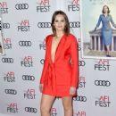 Felicity Jones – AFI Fest 2018 'On the Basis of Sex' Opening Night Premiere in LA