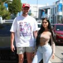 Jailyne Ojeda – shopping candids on Melrose Avenue in West Hollywood