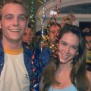 Ethan Embry and Jennifer Love Hewitt in Columbia's Can't Hardly Wait - 1998 - 350 x 231