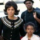 Carmen Ejogo as 'Alean' and Marcus Carl Franklin as 'Ruben'.