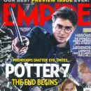 Daniel Radcliffe - Empire Magazine [United Kingdom] (October 2010)