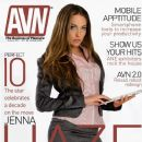 Jenna Haze - AVN Magazine Cover [United States] (August 2011)