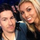 Nicky Hayden and Jackie Marin - 454 x 287
