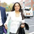Michelle Rodriguez – Out and about in New York - 454 x 611