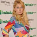 Paris Hilton - Launches Keteke.com In Madrid - December 9 2008