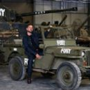 'Fury' Photo Call At The Tank Museum In Bovington, England - 454 x 299
