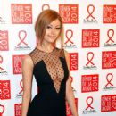 Zahia Dehar Fashion Dinner For Sidaction At Pavillon Darmenonville In Paris