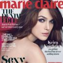 Keira Knightley Marie Claire UK May 2013 - 454 x 619