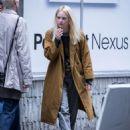 Emma Stone – Filming 'Maniac' set in New York - 454 x 568