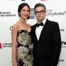 Actress Odette Annable attends the 23rd Annual Elton John AIDS Foundation Academy Awards Viewing Party on February 22, 2015 in Los Angeles, California