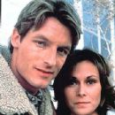 Kate Jackson and Perry King