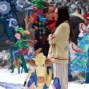Mila Kunis – Filming 'A Bad Moms Christmas' set in Atlanta - 454 x 686