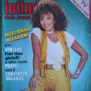 Joan Collins - Intimita' Magazine Cover [Italy] (2 August 1985)