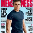 Zac Efron - Men's Fitness Magazine Cover [South Africa] (October 2016)