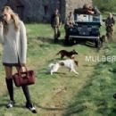 Cara Delevingne for Mulberry Fall/Winter 2014 ad campaign