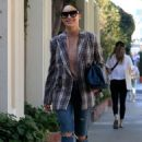 Cara Santana – Out and about on Melrose Place in West Hollywood