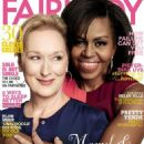 Meryl Streep, Michelle Obama - Fairlady Magazine Cover [South Africa] (November 2016)