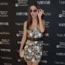 Victoria Justice Vanity Fair Celebrates The Opening Of Vera Wang In Beverly Hills
