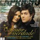 Adam Brody, Rachel Bilson, The O.C. - Capricho Magazine Cover [Brazil] (28 May 2006)