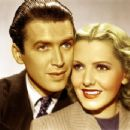 Jimmy Stewart and Jean Arthur