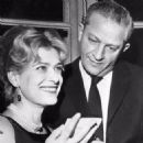 Melina Mercouri and Jules Dassin