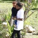 Amber Rose and Wiz Khalifa Throw Sebastian a Birthday Party at the Park in Los Angeles, California - February 21, 2016