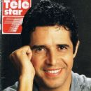 Julien Clerc - Télé Star Magazine Cover [France] (19 March 1990)